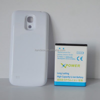 4800mAh High Capacity Wholesale Extended Replacement Cell Phone Battery + Cover Case For Samsung Galaxy S4 Mini i9190