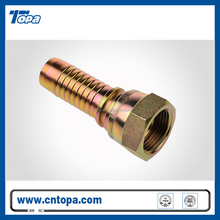 gasoline Carbon steel male adaptereal fitting tube