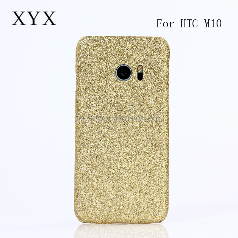 Newest fashionable pu leather phone accessory leather back case for htc one <strong>m10</strong>