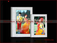 Wedding Photo Album Cover,glass cover photo album