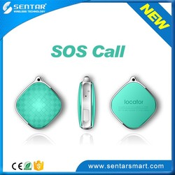 High Quality Mini Anti Lost GPS Alarm Tracker Locator for iPhone / iPad, kids and pets