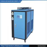 4 ton industrial small water chiller fan coil