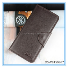 man cell phone wallet bag, postcard wallet, thin mens wallet