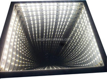 wedding club party 2015 new products led tunnel led mirror led dance floor