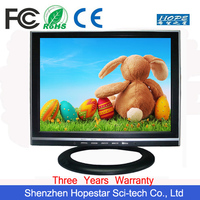 "13"" inch lcd vertical advertising monitor"