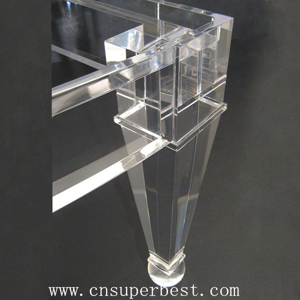 Manufacturers Direct Customized Clear Acrylic Furniture Legs