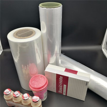 China factory ! Top quality POF / polyolefin plastic shrink wrap film