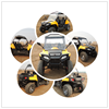 Factory supply the best popular epa&eec 150cc 200cc utv dune buggy hot sale