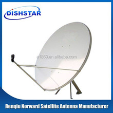ku band 150cm satellite dish antenna outdoor