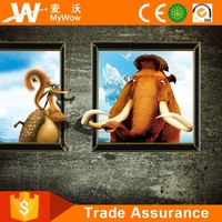 [YL-T017] Background Animated Photo Wallpaper Wall Mural for Children's Room