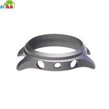 CNC machining components Custom milling polished stainless steel cnc watch case