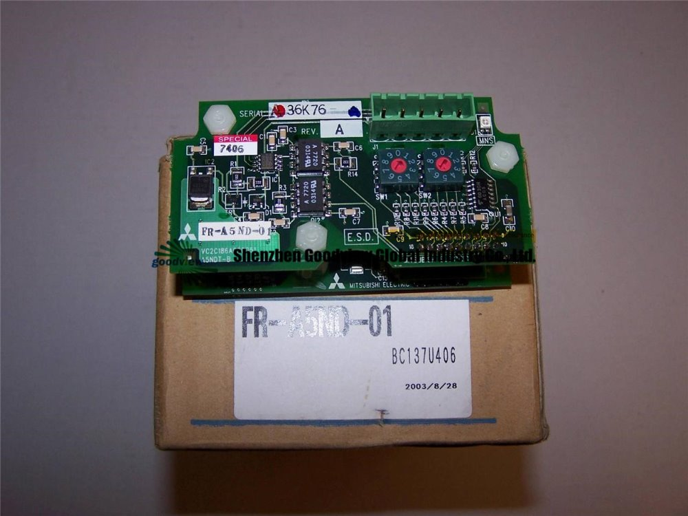 MITSUBISHI FR-A5ND-01 OPTION DEVICENET BOARD NEW