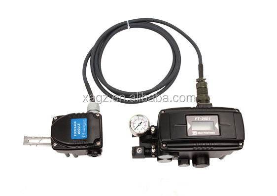 Good quality and low price Remote Type Smart valve Positioner YT-2501