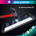 Factory Price! 9H Hardness Cell Phone Tempered Glass for Samsung Galaxy S7 Screen Protector