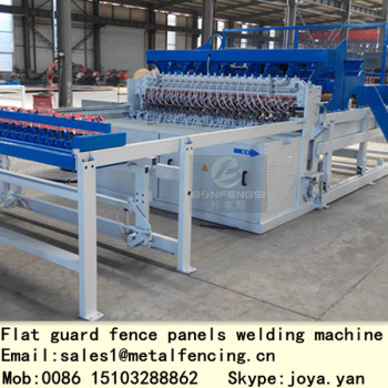 Mesh panels welding machine PC input panel mesh welding machine fully automatic wire mesh fence welding machine
