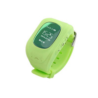 2016 new products android gps waterproof tracker sos phone Q50 smart watch