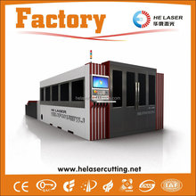 Cost Effectively Fiber Laser Metal Engraving Cutting Machine for Sheet Metal