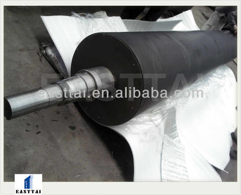 rubber machinery roll for paper making machine/Spare parts for paper machine