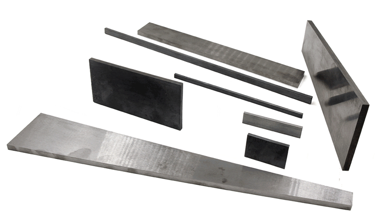 cemented/tungsten carbide strip/sheets