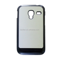 Blank Sublimation phone case for Samsung 7500