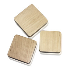 Creative Electronic Gift Wood Power Bank 10000mah for import,4 Led lights new products shenzhen shi
