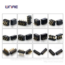 Good quality WNRE battery charger connector cell phone battery connector smt