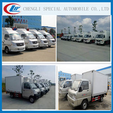 FOTON MINI 4x2 Refrigerator Truck 1-30 tons Refrigeration van Truck with Cheap price for sale