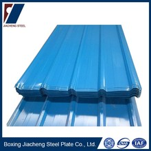 color coated steel tile / corrugated galvanized zinc roof sheets