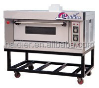 bakery machine deck oven gas oven single deck gas oven