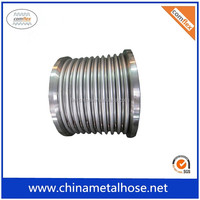 high quality stainless steel axial corrugated compensator for high pressure
