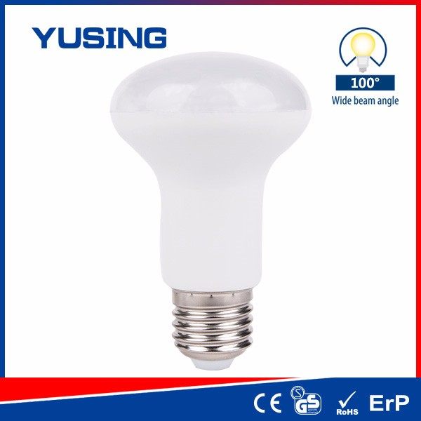 Plastic Body R-Lamp 11W LED E27 Bulb R63 SMD 11W E27 LED Bulbs