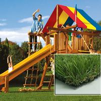 Durable natural Floor decoration grass Roll artificial turf garden
