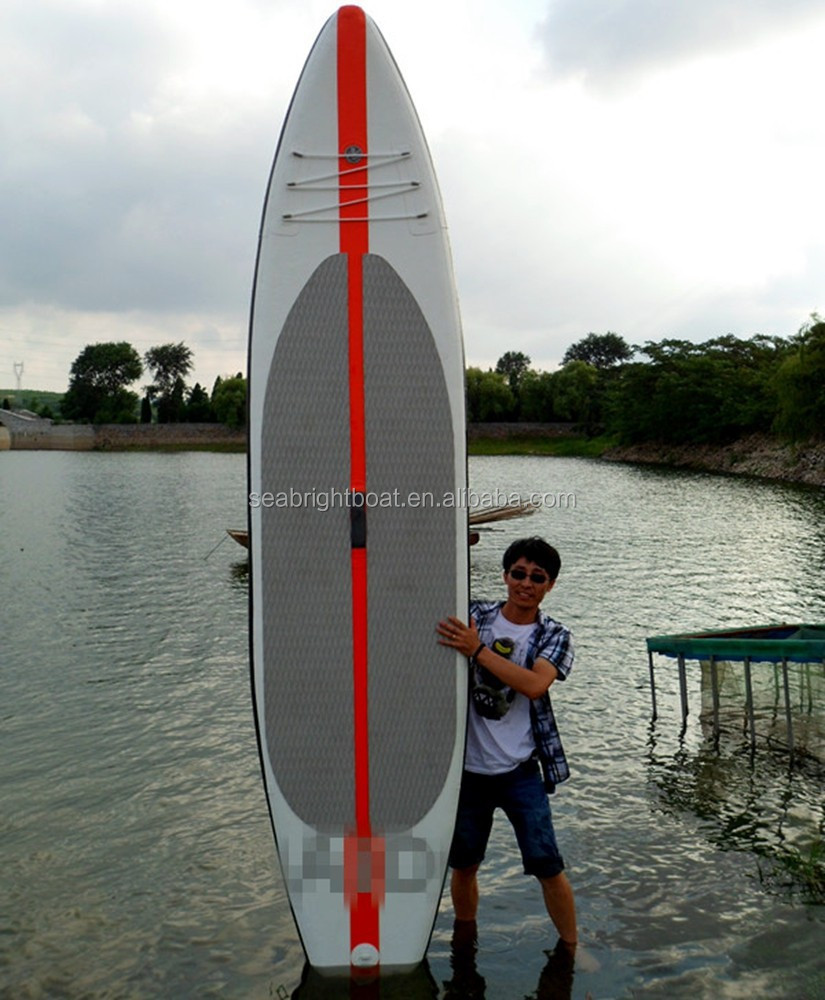 2016 Newly Design Professional Top Quanlity Inflatable PVC Surfboard