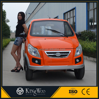 Kingwoo adult smart 2 seater electric new cars