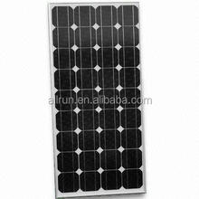 ALLRUN BRAND High efficiency 100 watt polycrystalline solar panel