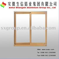 Aluminum Electrophoresis Sliding Window