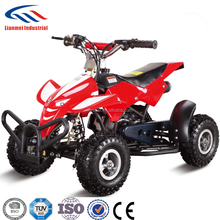 49cc 2 stroke cute HAWK quad atv for kids pull starter new design with CE sport SPEED CAR