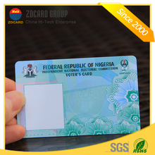 4 Color Print Access Control Passive RFID Card