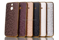 Newest design hot selling factory cheap many colors case for htc e8