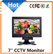 CCTV tester Monitor 7 inch portable cctv test Pro monitor