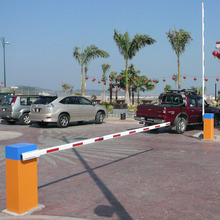 Boom Barrier Access Control RFID System Vehicle Access Parking Barrier Gate