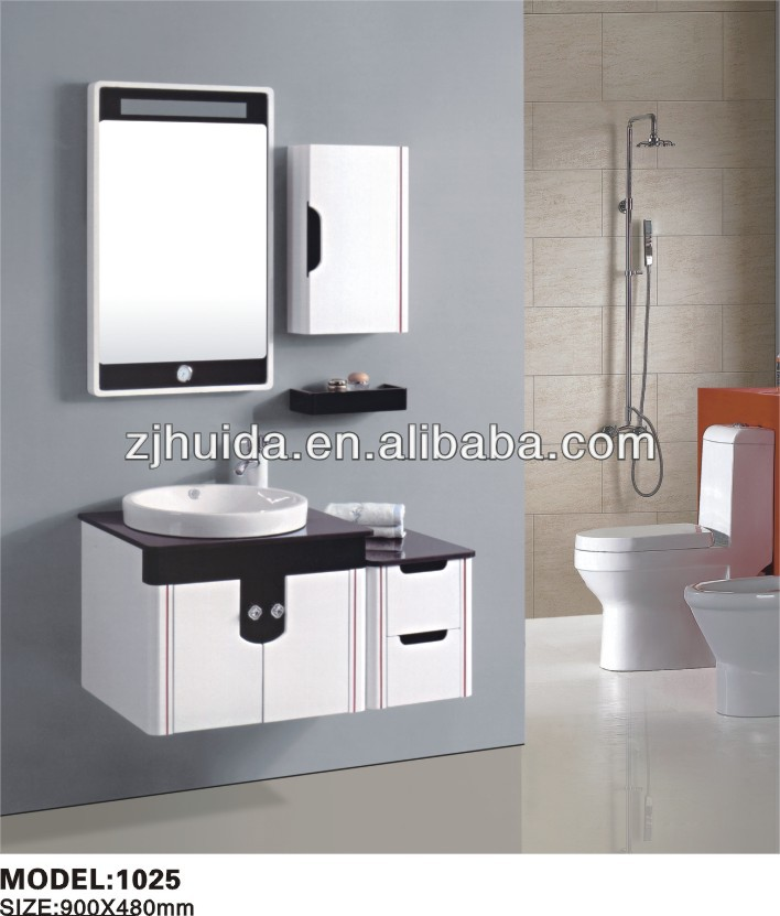 Chinese Modern Bathroom Vanity Cabinet To India Market Buy