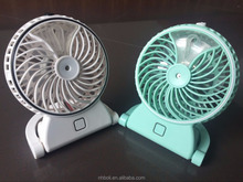 Mini 5v fan low power consumption cooling electric kids table fan