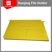 office stationery 230gsm A4 size different colors hanging paper file folder for sale