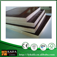 building material film faced plywood best quality green plywood