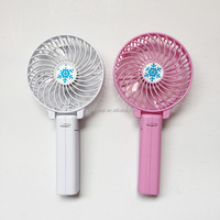 portable rechargeable mini USB cooling fan with 18650 battery