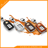 Top Selling Real Leather car key cover remote case smart key cover for Honda