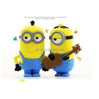 Minions Power Banks Manual Cell Phone
