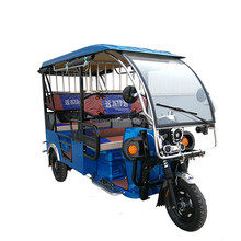 China Manufacture Yuandi Factory Price Adult Passenger Electric Tricycle