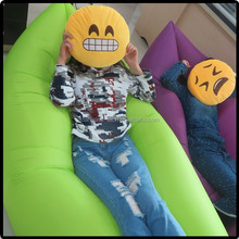 New products gaint air bag inflatable sleeping bed sofa with customized logo